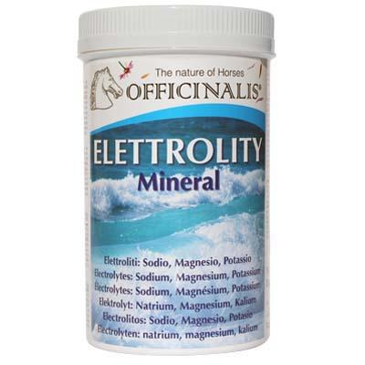 Elettrolity mineral
