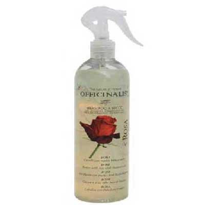 Dry Rose Shampoo